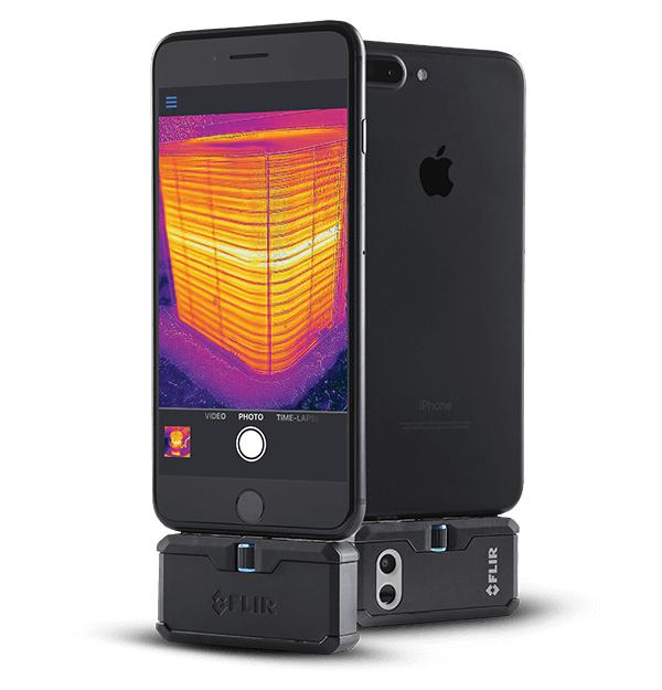 Caméra thermique Flir One Pro - Pour téléphone Android micro-USB