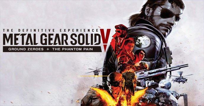 Jeu Metal Gear Solid V: The Definitive Experience sur PC (Dématérialisé - Steam) + 1 jeu aléatoire offert
