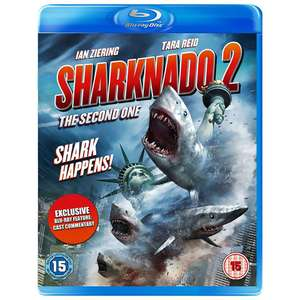 Blu-ray Sharknado 2: The Second One (VO)