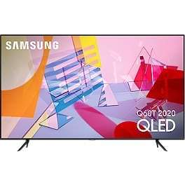 "TV QLED 55"" Samsung QE55Q60T (2020) - 4K UHD, Smart TV - Levallois (92)"