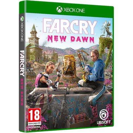 Far Cry New Dawn sur Xbox One (via 23.99€ sur la carte fidélité)