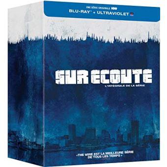 Coffret Blu-ray The Wire (Sur écoute) - L'intégrale