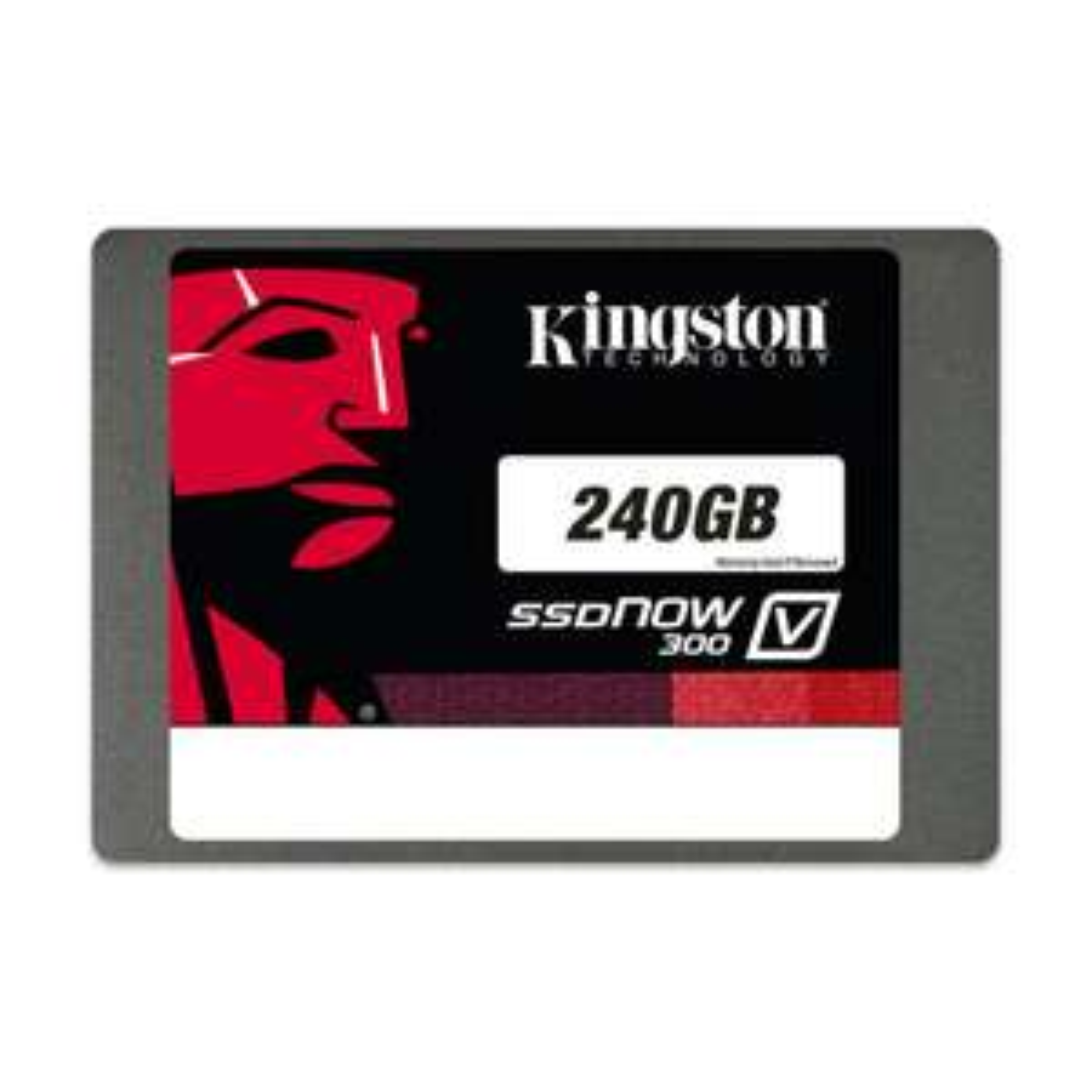 "SSD interne 2.5"" Kingston SSDNow V300 -  240 Go"