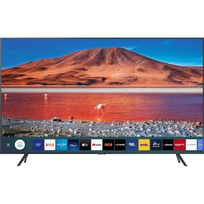 "[CDAV] TV 50"" Samsung UE50TU7125 - 4K, Edge LED, Smart TV"
