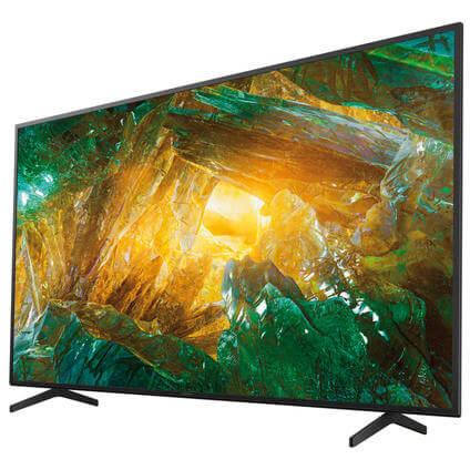 "TV LED 75"" Sony KD-75XH8096 Sony - UHD 4K, Smart TV (Frontaliers Suisse)"