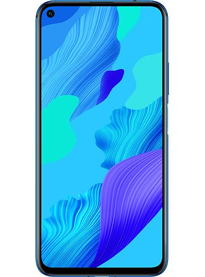 """Smartphone 6,26"""" Huawei Nova 5T - 6 Go RAM, 128 Go ROM, Bleu"""