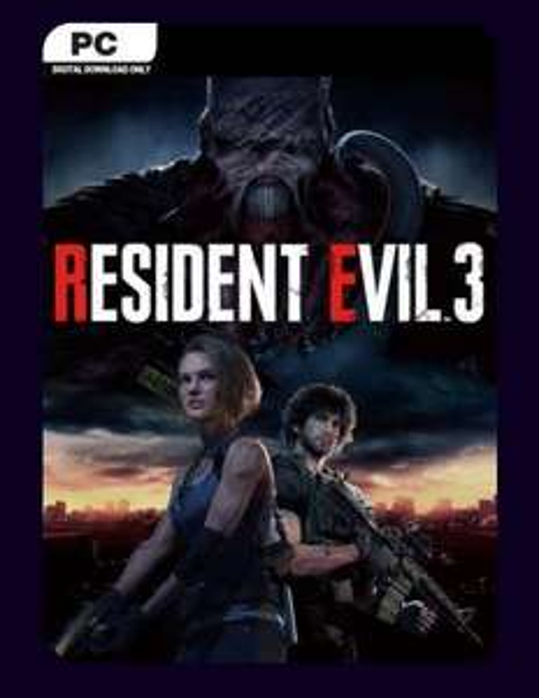 Resident Evil 3 sur PC (Dématérialisé - Steam)