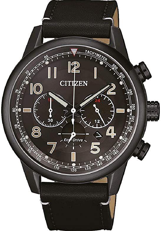 Montre quartz Chronographe Citizen CA4425-28E - EcoDrive, 10 ATM