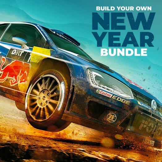 Build Your Own Bundle: 1 jeu PC parmi une sélection dont Shadwen, Dirt Rally, Reventure.. (Dématérialisé - Steam)
