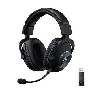 Casque audio sans-fil Logitech G Pro X Lightspeed Gaming Headset - avec micro
