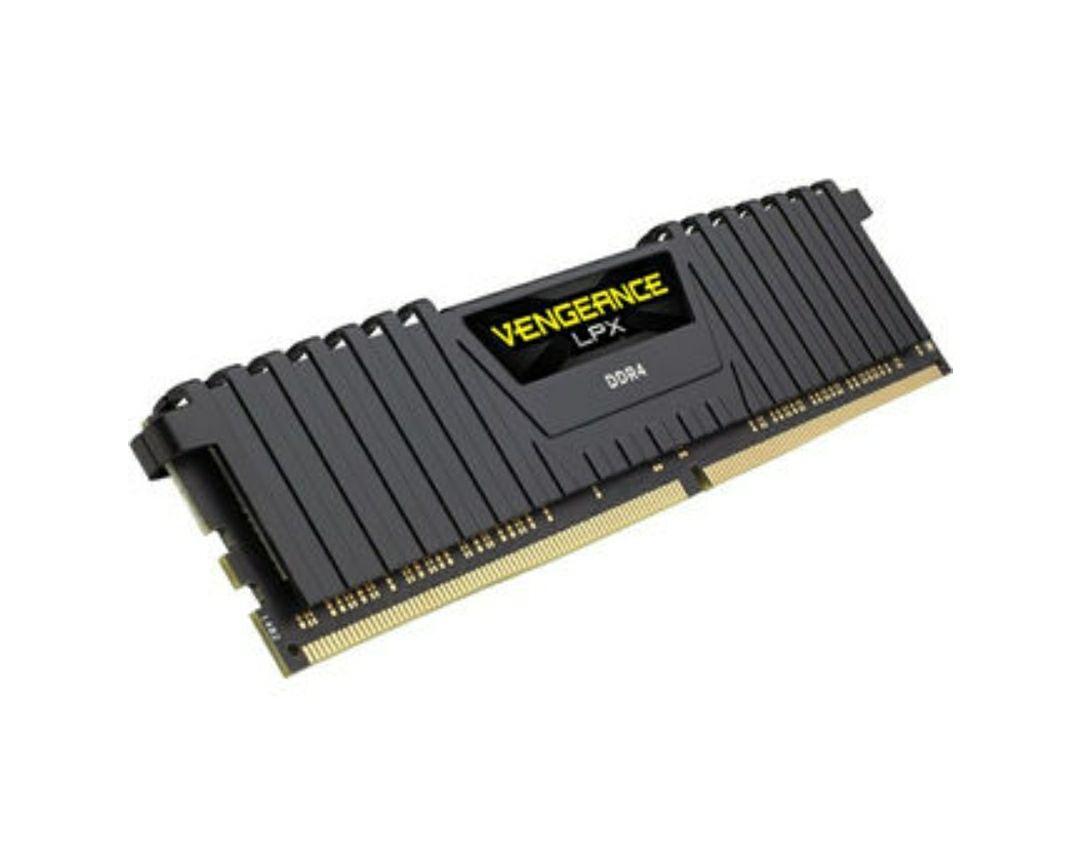 Kit mémoire Corsair Vengeance LPX - 16Go, DDR4, 2666