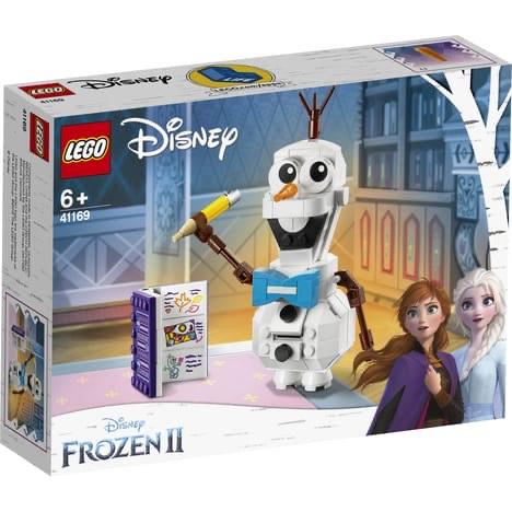 Jeu de construction Lego Reine des neiges 2 (41169) - Olaf (via 4,20€ sur la carte fidélité)