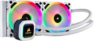 Kit de watercooling processeur AIO Corsair Hydro Series H100i RGB Platinum SE - 240mm