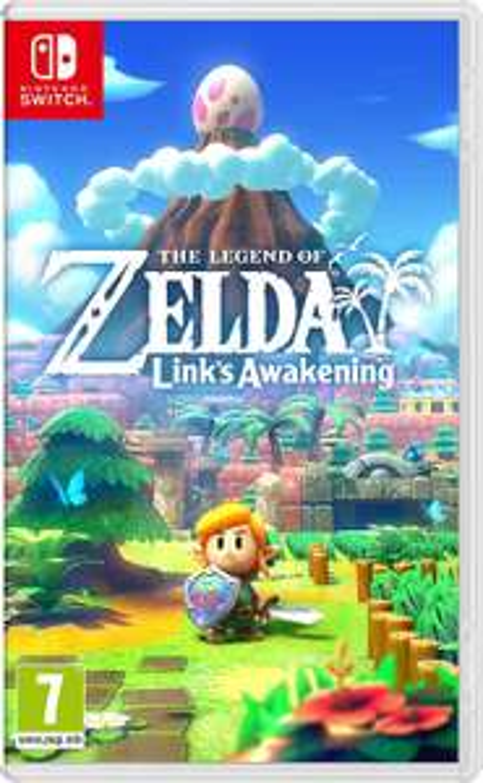 The Legend of Zelda: Link's Awakening sur Switch (Frontaliers Suisse)
