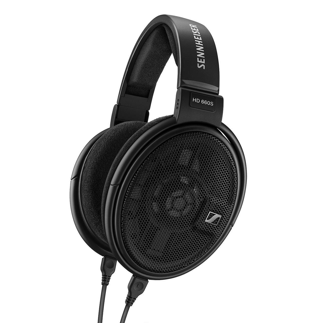 Casque audio filaire HiFi Sennheiser HD 660S - Noir (Reconditionné)