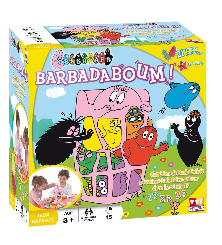 Jeu Barbapapa - Barbadaboum !