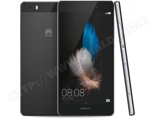 Smartphone 5'' Huawei P8 Lite Noir (octo-core 1.2 GHz, 2 Go de RAM, 16 Go) (ODR de 40€)