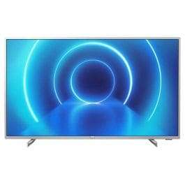 "TV 58"" Philips 58PUS7555 (2020) - 4K, LED, HDR10+, HLG, Dolby Vision & Atmos, P5, Smart TV (Frontaliers Belgique)"