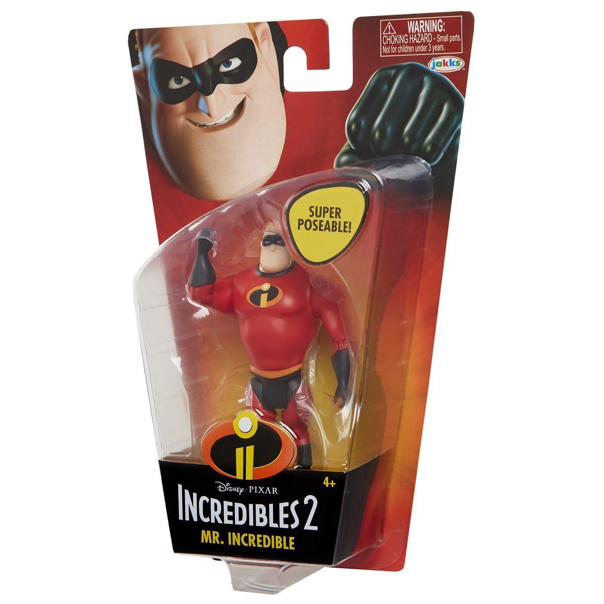 Figurine Les Indestructibles 2 - 10 cm (via 6.39€ sur la carte de fidélité)