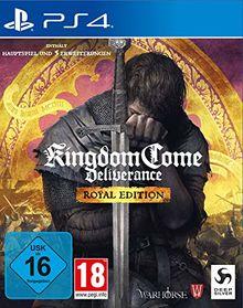 Jeu Kingdom Come: Deliverance Royal Edition sur PS4 (Dématérialisé)