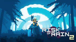 Jeu Risk of rain 2 sur PS4/PS5 (Dématérialisé)