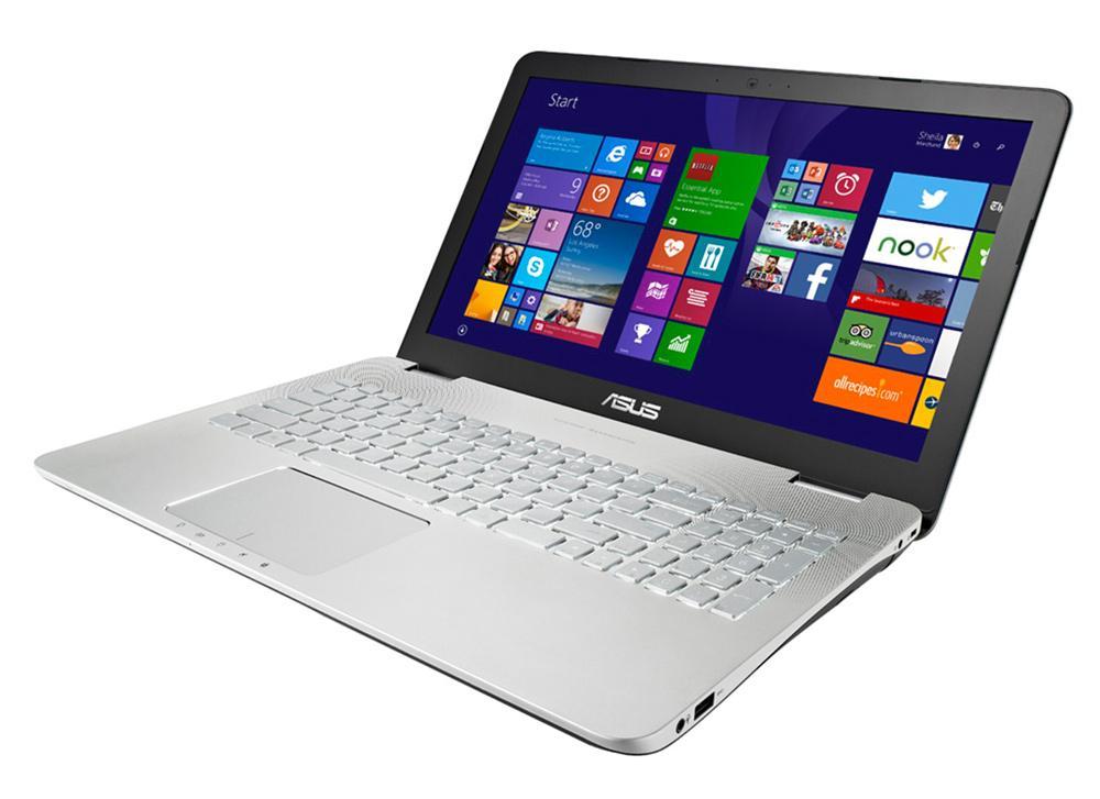 "PC Portable 15.6"" Full HD Asus N551JX-DM341T (i7 4750HQ - 8 Go - 1 To HDD - GTX 950M)"