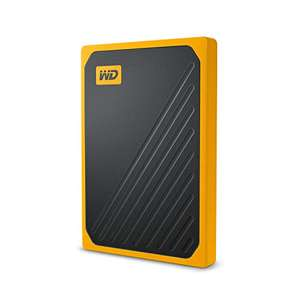 SSD externe WD My Passport Go Portable - 2 To