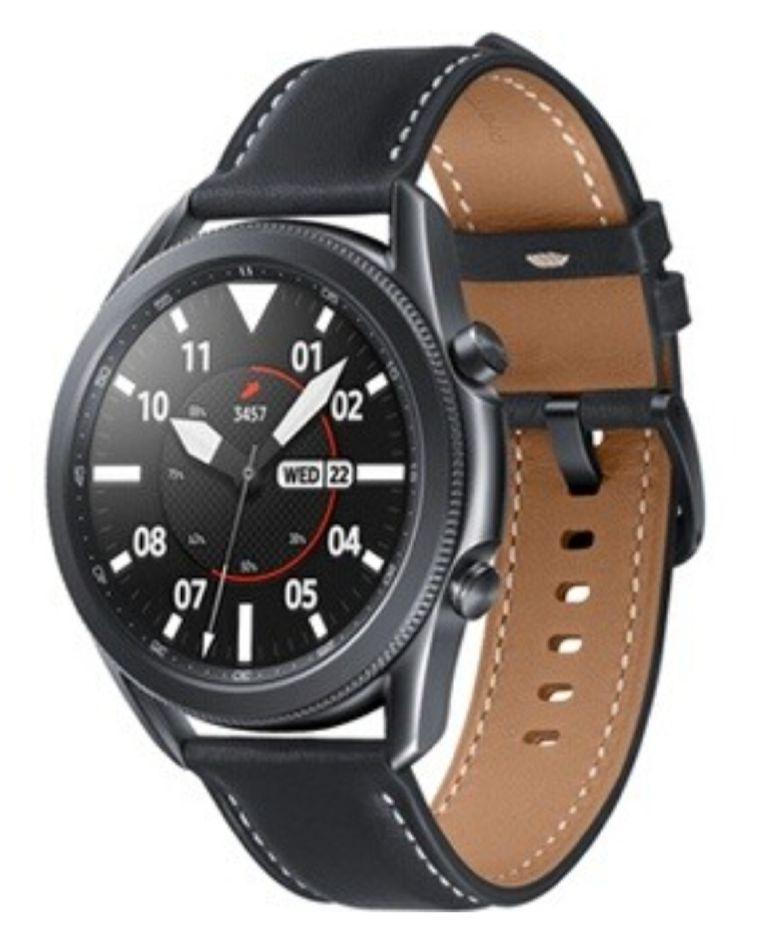 Montre connectée Samsung Galaxy Watch 3 4G- 45 mm (Via ODR 70€)