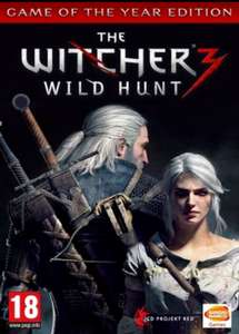 The Witcher 3 - Game Of The Year Edition sur PC (Dématérialisé - Sans DRM)