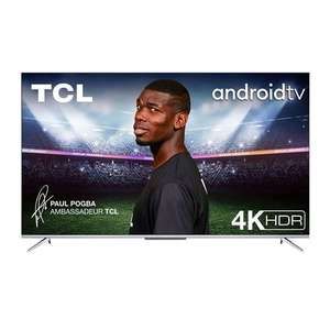 "TV 43"" LED TCL 43P715 - 4K, HDR10, Android TV (via ODR 39.99€)"