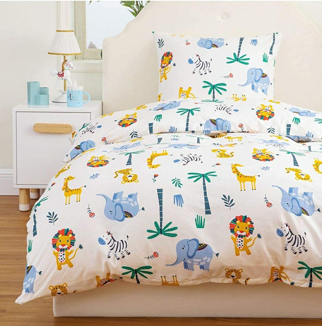 Parure de lit Bedsure pour Enfant - 140x200cm (Vendeur Tiers)