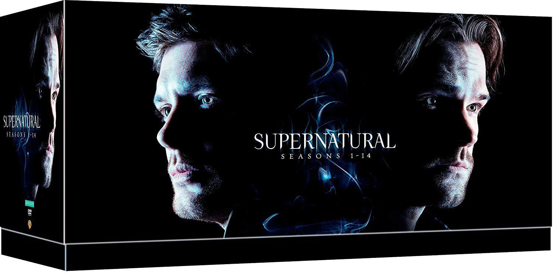 Coffret DVD Supernatural intégrale des saisons 1 à 14