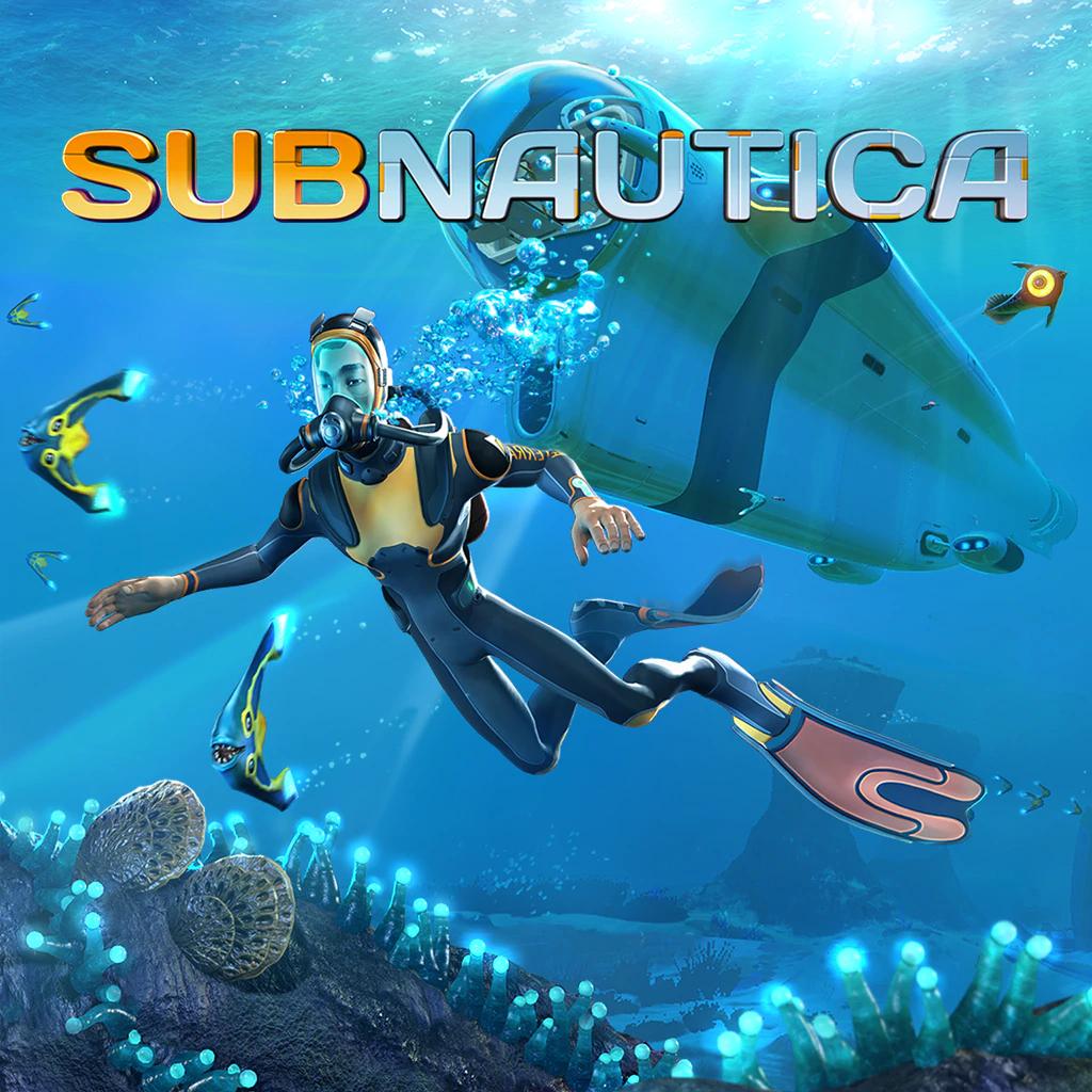 Subnautica sur PC (dématérialisé)