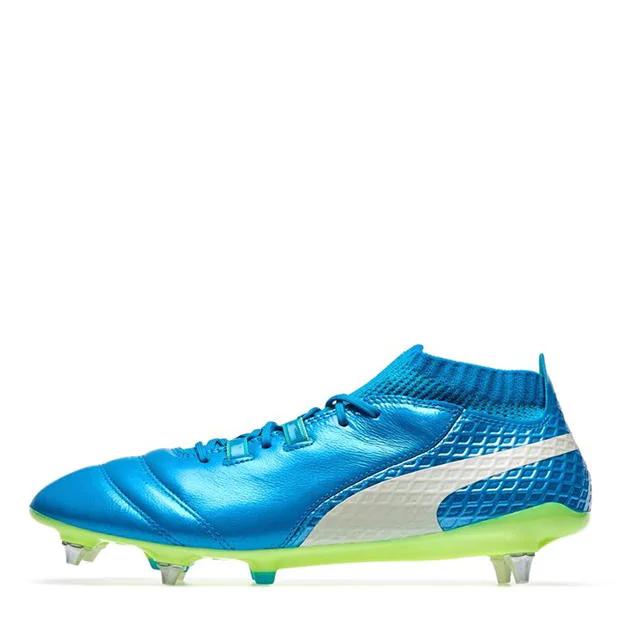 Chaussures de foot Puma One Soft Ground (Taille 39 au 41.5)