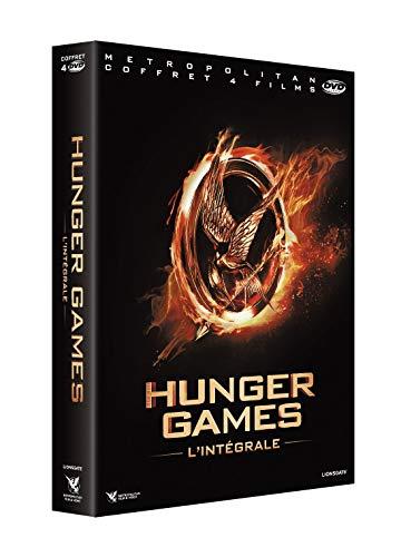 Coffret DVD intégrale Hunger Games (Blu Ray à 21.99€)