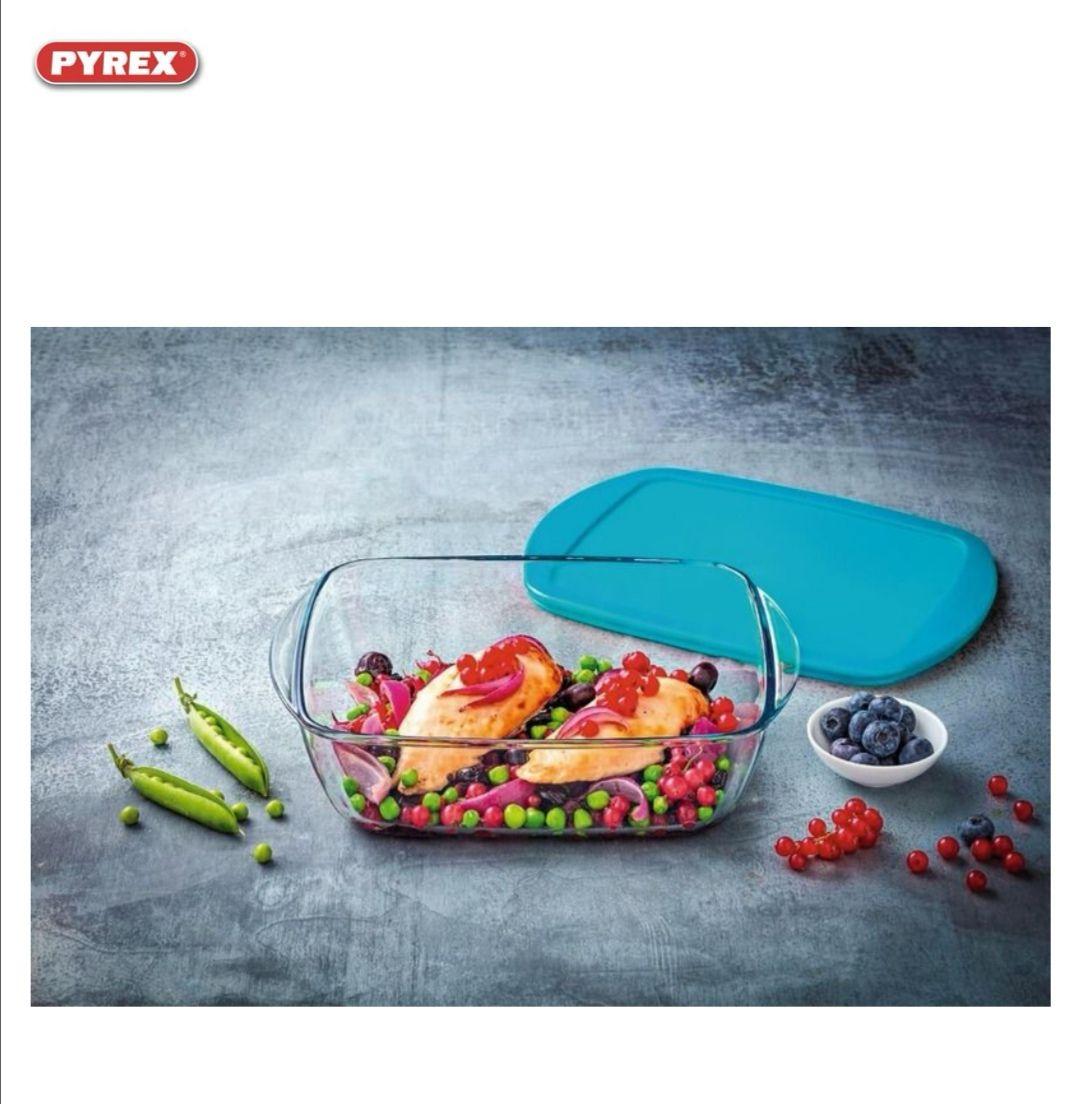 50% de réduction sur une sélection Pyrex - Ex : Plat en verre avec couvercle Pyrex Cook & Store - en verre, 0.4 L (Divers modèles)