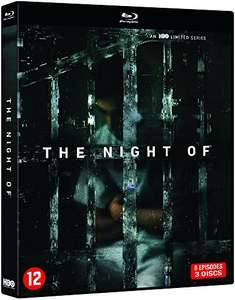 Coffret Blu-ray The Night Of (HBO)