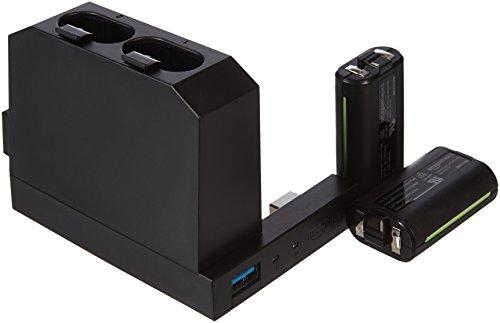Chargeur de batterie AmazonBasics pour manette Xbox One S