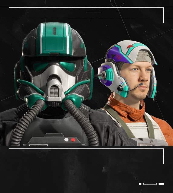 [Amazon / Twitch Prime] Contenu Cosmétique offerts pour Star Wars Squadrons sur PC PS4, Xbox One et XBOX (Dématérialisé)