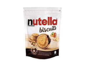 Lot de 2 paquets de Nutella Biscuits - 2 x 304g