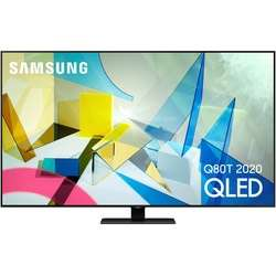 "TV 65"" Samsung QE-65Q80T - 4K, QLED, 100hz, HDMI 2.1, Smart TV (Frontaliers Suisse)"