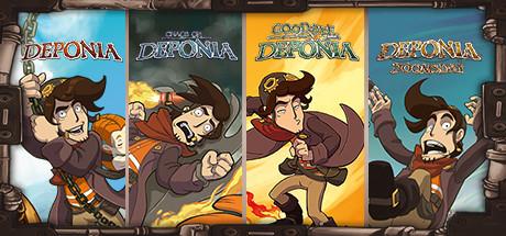 Pack de jeux Deponia Full Scrap Collection sur PC (Dématérialisé, Steam)