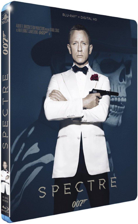 Blu-Ray Spectre 007 (via 5€ carte Waaoh)