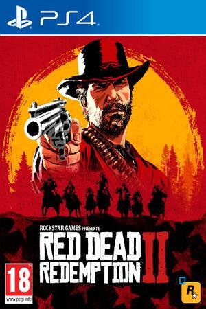 Jeu Red dead redemption 2 sur PS4