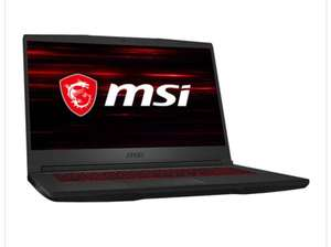 PC Portable 15.6'' MSI GF65 10SER-806XFR Thin - Full HD, i5-10300H, 16 Go de RAM, SSD 512 Go, GeForce RTX 2060, Sans OS