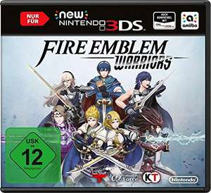 Fire Emblem Warriors sur New Nintendo 3DS