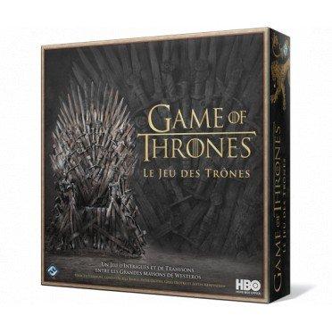 Sélection de jeux de société Asmodée en promotion - Ex : Jeu Game of Thrones : Le Jeu des Trônes