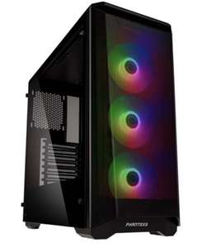 PC de bureau - Ryzen 5600X, RTX 3060 Ti, 8 Go RAM 2666 MHz, SSD 240 Go, Sans OS (Frais de port inclus)