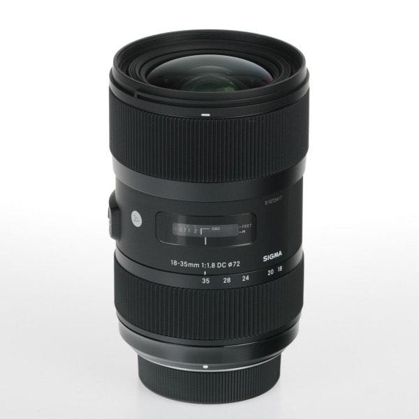 Objectif Sigma ART 18-35mm F1.8 DC HSM Pour Monture Nikon (tecobuyfr.com)
