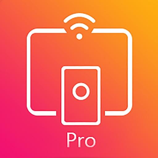 TV Remote and Screen Mirror PRO gratuit sur iOS